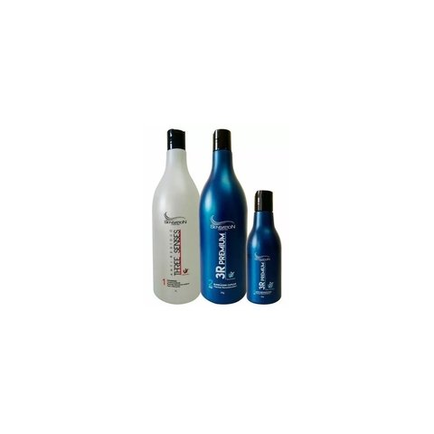 Sensation Kit Blindagem 3r Premium 3 Passos-R