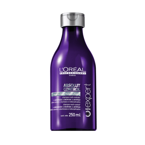 Loreal Professionnel Absolut Control Shampoo 250ml