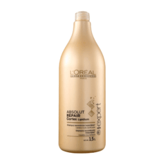 Kit Loreal Professionnel Absolut Repair Cortex Lipidium Shampoo 1500ml + Condicionador 1500ml