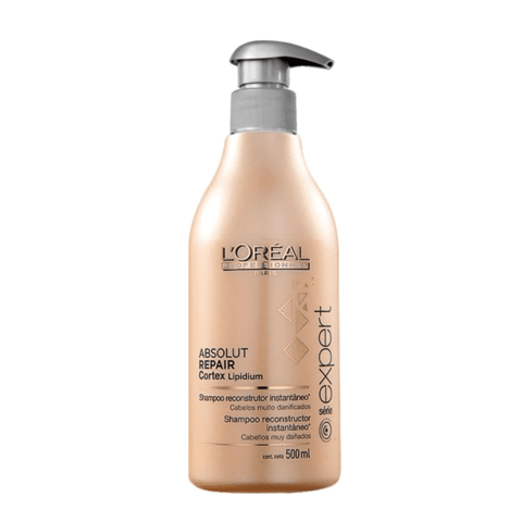 Loreal Professionnel Absolut Repair Cortex Lipidium Shampoo 500ml - comprar online