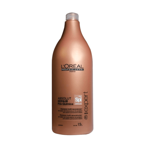 Loreal Professionnel Absolut Repair Pós Quimica Shampoo 1500ml