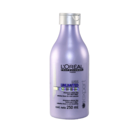 Loreal Professionnel Liss Unlimited Shampoo 250ml