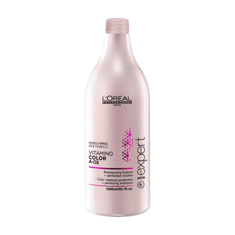 Loreal Professionnel Vitamino Color A-OX Shampoo 1500ml - comprar online