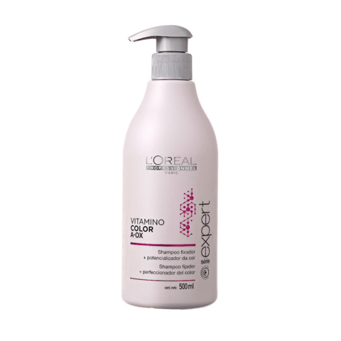 Loreal Professionnel Vitamino Color A-OX Shampoo 500ml - comprar online