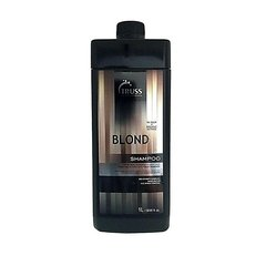Kit Truss Blond Hair Shampoo 1000ml + Blond Hair Mask 1000ml + Uso Obrigatório Blond 260m