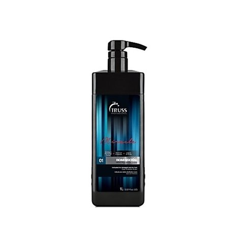 Truss Professional Shampoo Bidimensional Miracle 1000ml