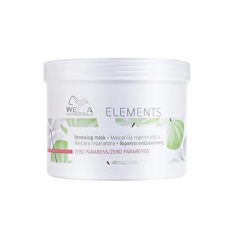 Wella Professionals Elements Renewing Mask Máscara 500ml