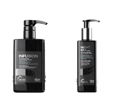 Truss Infusion 650ml + Spa Night Sérum 250ml