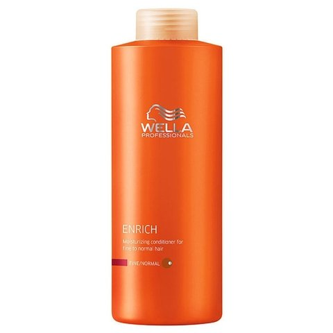 Wella Professionals Enrich Condicionador 1000ml