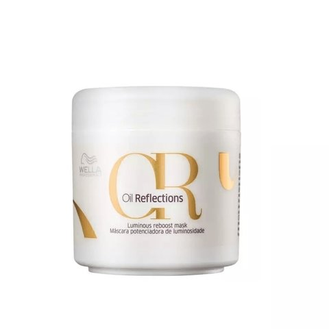 Wella Professionals Oil Reflections Luminous Reboost - Máscara Capilar 150ml - comprar online