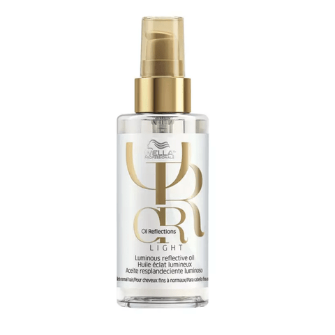 Wella Professionals Oil Reflections Reflective Light - Óleo Capilar 100ml