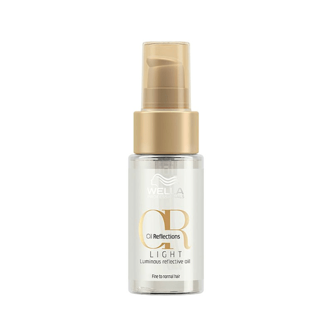 Wella Professionals Oil Reflections Reflective Light - Óleo Capilar 30ml