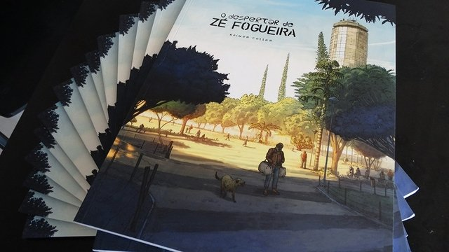 O despertar do Zé Fogueira - Rainer Petter