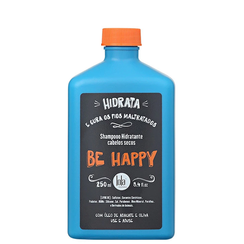 Lola Cosmetics - Be happy Shampoo - 250g - comprar online