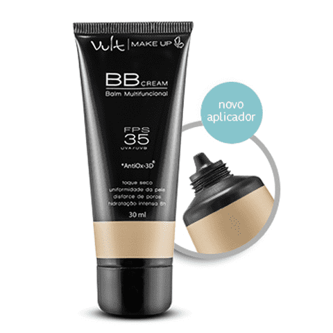 BB Cream  Balm Multifuncional FPS 35 Vult 30ml