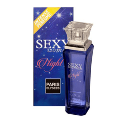 Sexy Woman Night Paris Elysees - Perfume Feminino - Eau de Toilette - 100ml