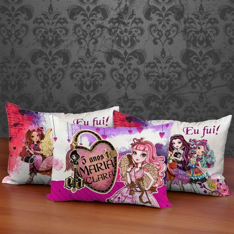 Almofadas Ever After High Modelo 001