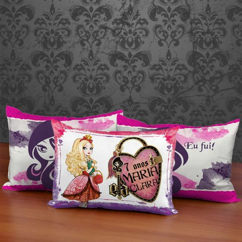 Almofadas Ever After High Modelo 005