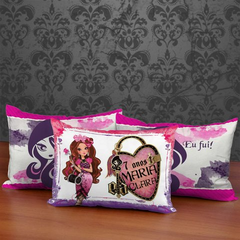 Almofadas Ever After High Modelo 017