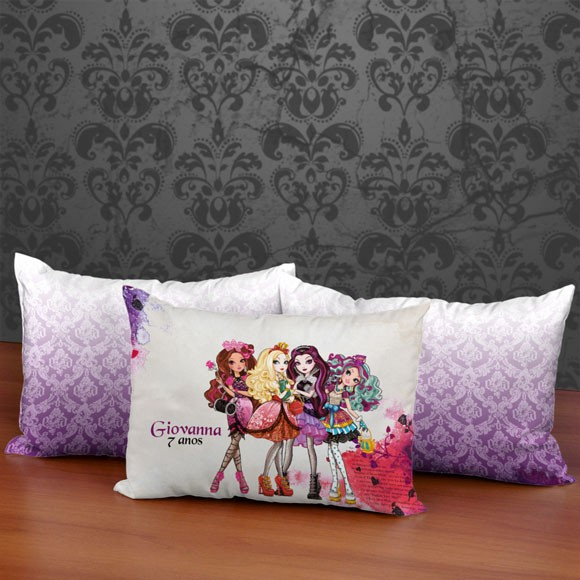 Almofadas Ever After High Modelo 019