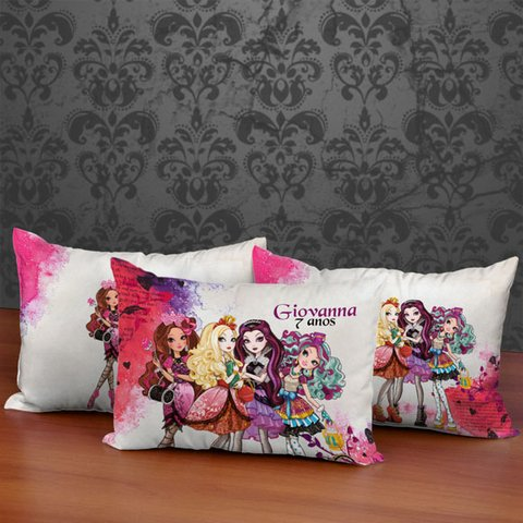 Almofadas Ever After High Modelo 020