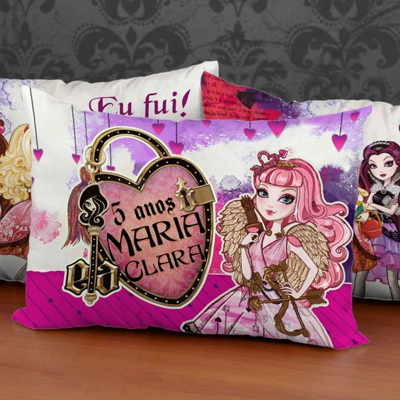 Almofadas Ever After High Modelo 001 - comprar online