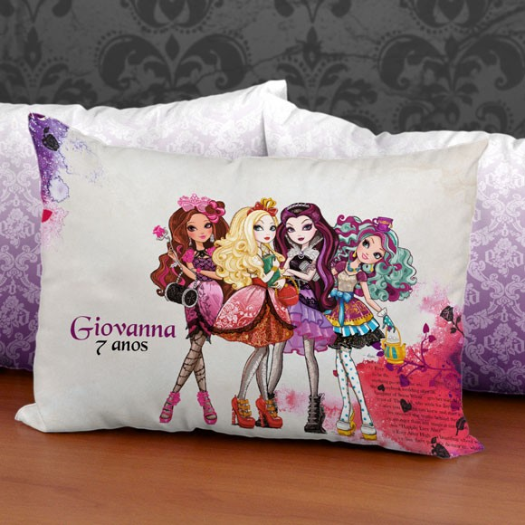 Almofadas Ever After High Modelo 019 - comprar online