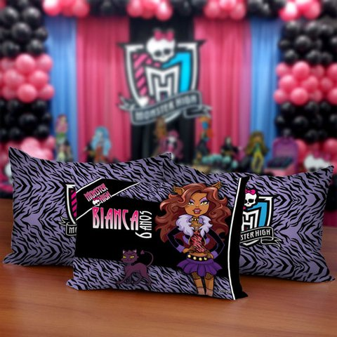 Almofadas Monster High Modelo 007