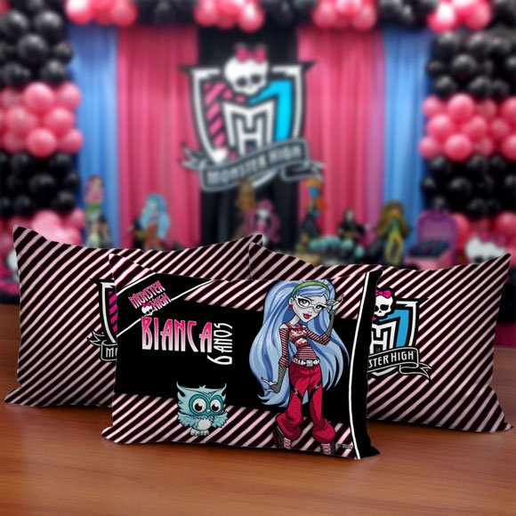 Almofadas Monster High Modelo 010 - comprar online