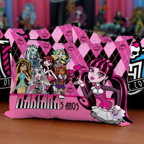 Almofadas Monster High Modelo 001