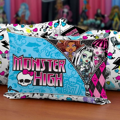 Almofadas Monster High Modelo 004