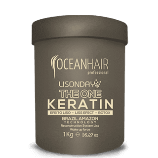 Botox the one keratin lisonday pote Ocean Hair 1kg