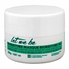 Bio restore mask 250gr let me be mascara resconstrutora