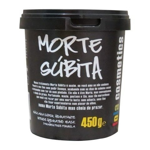 Morte subita Lola Cosmeticos 450 gr. Mascara linha home care