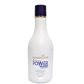 Matizador Intensive power blond 550ml MagnifIc Hair Matizador