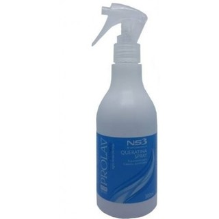 Queratina Spray Super Matizadora NS3 300ml efeito platinado