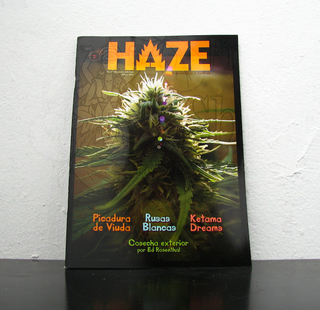 Revista Haze Nº 1