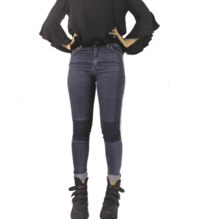 Wupper jeans - Art.1719 - Magali Moda