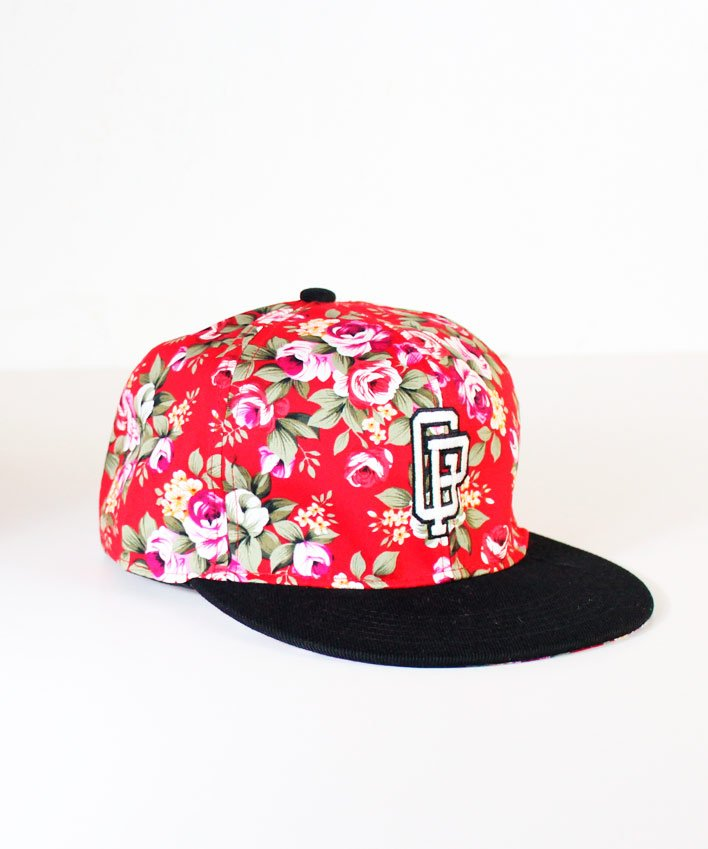 Gorra Flor Sello