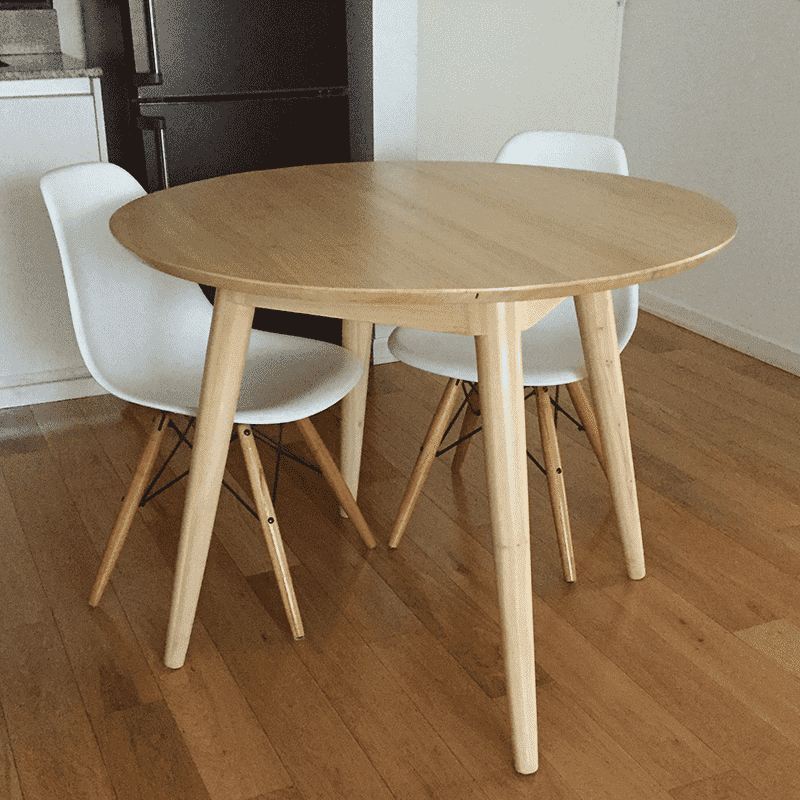 mesa de madera maciza - Mesas De Madera Maciza