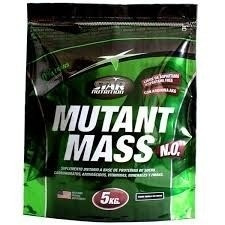 Mutant Mass 5 Kg Ganador De Peso Star Nutrition Monfit