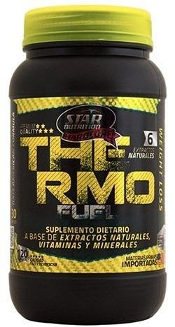 Thermo Fuel X 120 Caps Star Nutrition Monfit