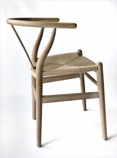 Wood Collection Silla Wishbone  - comprar online