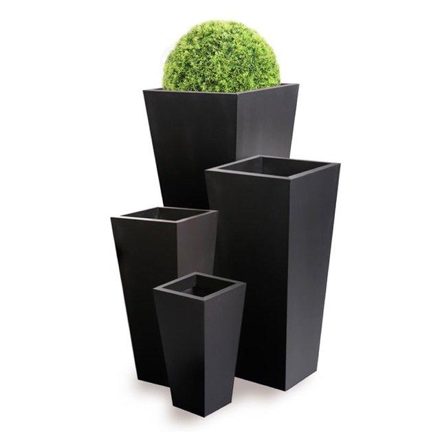 Piramidal rotomoldeado vivero verde y org nico for Vivero organico