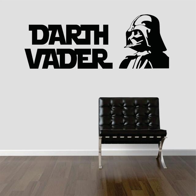 Adesivo Parede Dente De Leão ~ Adesivo Darth Vader Star