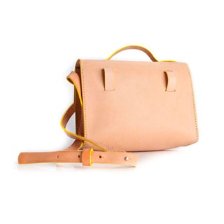TWIN LEATHER BAG - buy online