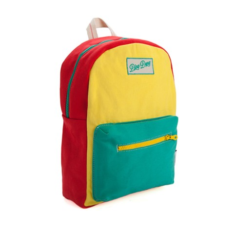 DING DONG BACKPACK- Yellow