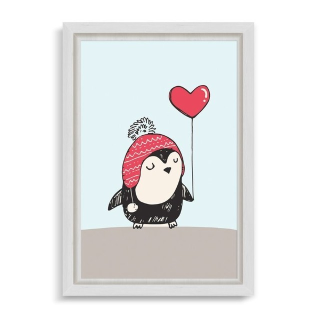 Pinguino in love - comprar online