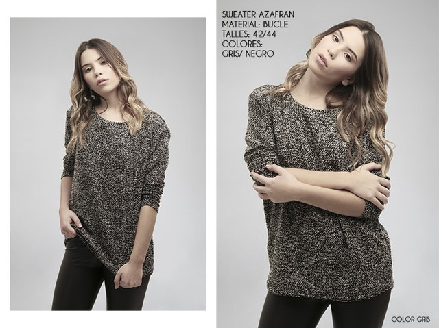 SWEATER AZAFRAN