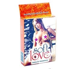 Baralhos Glte Soft Love - Peccato Sex Shop